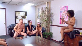 Getting naughty in the office part 4