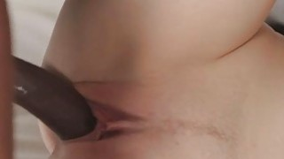 Isaiahs big black cock got deepthroated nice and hard