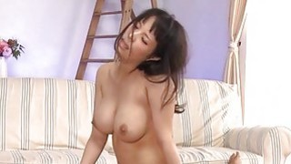 Chap is pleasing japanese babes perky large boobs