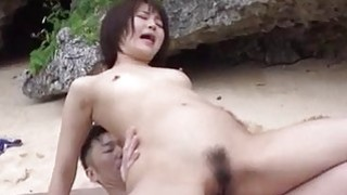 Saya Tachibana gets nailed in rough action