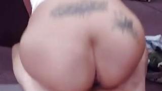 Amateur brunette huge dildo and ebony oral blowjob Big breast Latina