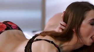 Hot Teen Daughter And Even Hotter Step Mum Share One Hard Cock