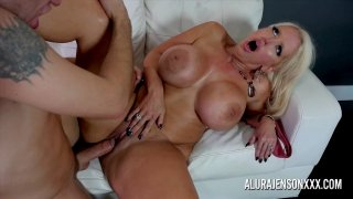 Giant Tits Naughty Cougar Rough Sex