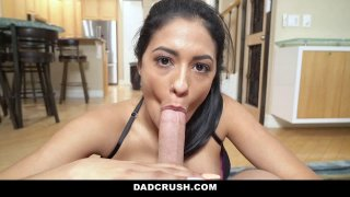 DadCrush Giving my step daughter permission