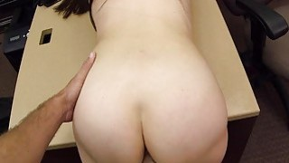Babe sells her equipments and pounded