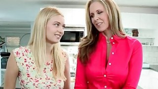 Julia Ann and Natalia Starr nasty 3some in the bedroom