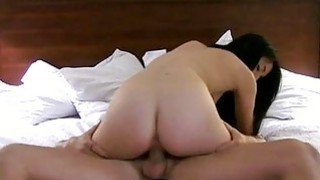 Bitch cannot stop engulfing tool of her fucker