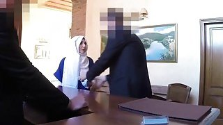 Ex Arab Girlfriend Gets Cunt Banged In Hotel Room
